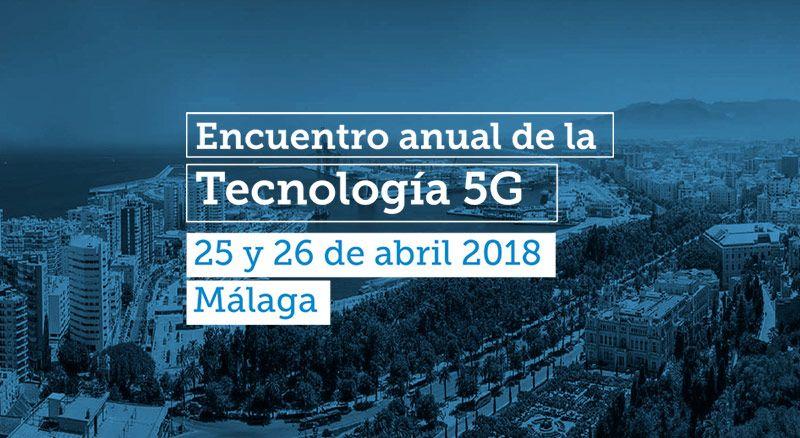El 5G Forum se celebrará los días 25 y 26 de abril